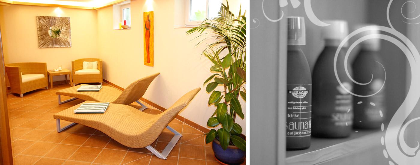 Entspannen im Hotel Gasthof Falkenstein in Ried am Wolfgangsee im Salzkammergut